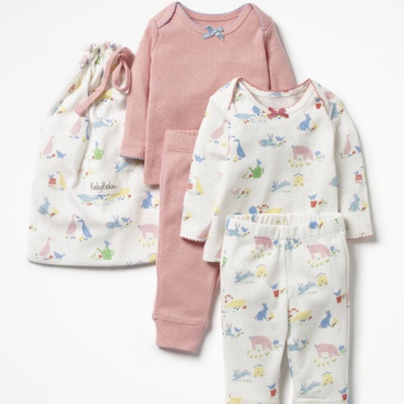2efb2e0b Mini Boden Matching Sets | Baby Cosy Pointelle Pack 36 Mo | Poshmark